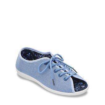 Dr Keller Dr keller Canvas Shoes  Wide Fit Lace Up