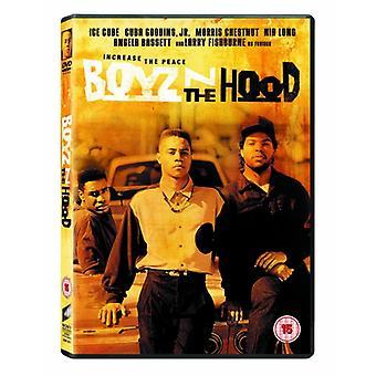 Boyz 'N Die Kapuze DVD