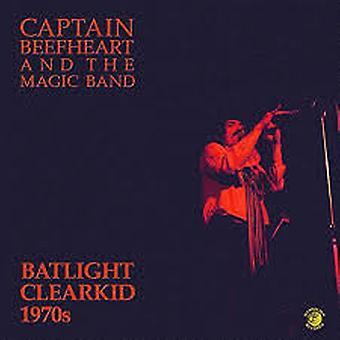 Captain Beefheart And The Magic Band – Batlight Clearkid 1970s Dew Yellow Vinyl