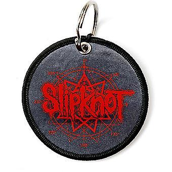 Slipknot - Logo &nanogram nøkkelring