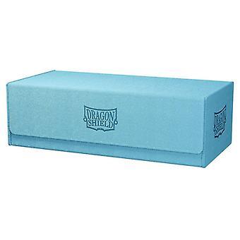 Dragon Shield Nest Kouzelný koberec XL - modrý/černý