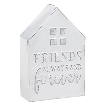 Homestyle Standing Metal House Friends