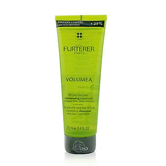 Volumea volume enhancing ritual volumizing shampoo for fine and limp hair (limited edition) 262804 250ml/8.4oz