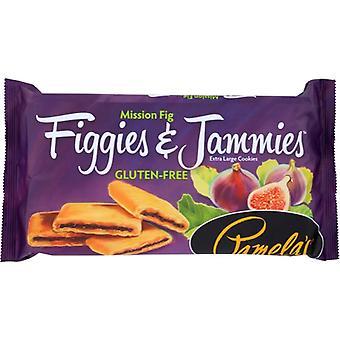 Pamelas Cookie Fgg&Jmms Mission F, przypadek 6 x 9 uncji