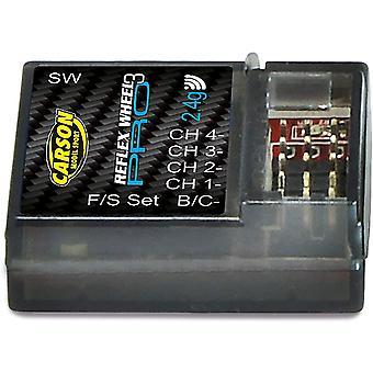 500501534 - Empfäng Reflex Wheel Pro-3 2.4 GHz wasserdicht