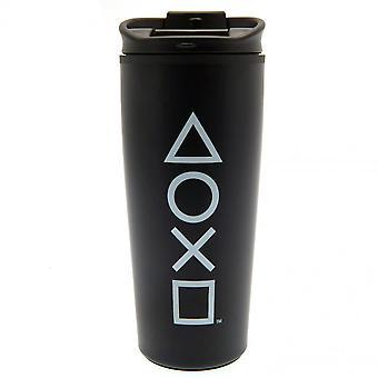 Resemugg för Playstation-logotyp