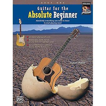 Guitar For the Absolute Beginning Bk/DVD