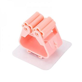 Wall Hanger For Broom And Mop, Brush, Storage Rack For Home, Bathroom, Hanging Suction Hose Hooks