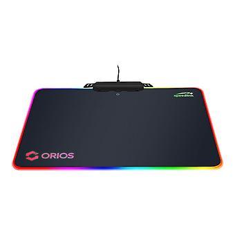 Tapis de souris de jeu Orios RGB