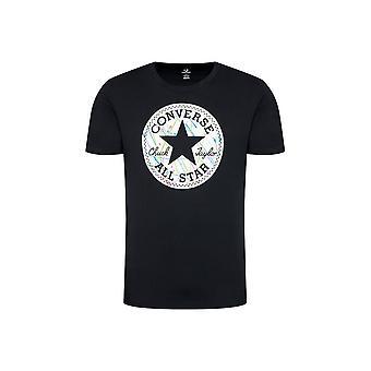 Converse Splatter Paint Patch 10021506A01 universel toute l'année t-shirt homme