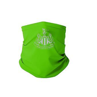 Newcastle United FC Reflective Snood Green