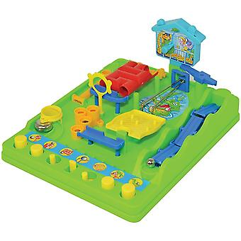 7070 Activity Board Game Screwball Scramble Classic Toy Obstacle Course Nieuw