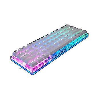 Numeric keypads hk002 mechanical keyboard with rgb backlight