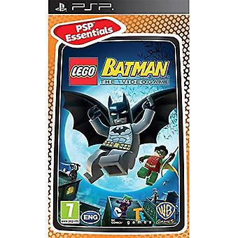 Lego Batman het videospel Essentials Edition Sony PSP spel