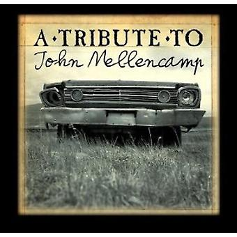 Tribute to John Mellencamp - Tribute to John Mellencamp [CD] USA import