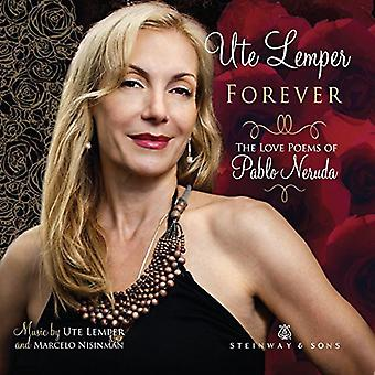 Lemper / Nisinman - Forever-Love Poems of Pablo Neruda [CD] USA import