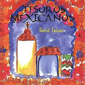 David Zaizar - Tesoros Mexicanos [CD] USA import