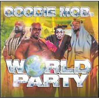 Goodie Mob - World Party [CD] USA import