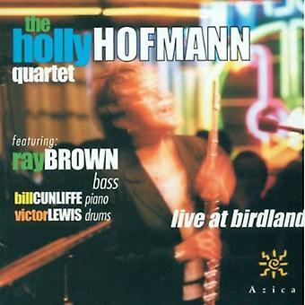Holly Hofmann - Live at Birdland [CD] USA import