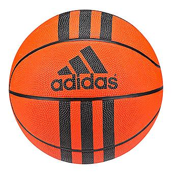 ADIDAS 3 stripe Mini basketball-størrelse 3