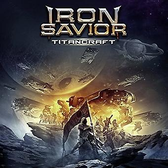 Iron Savior - Titancraft [Ltd Edition Digipak] [CD] Yhdysvallat tuoda