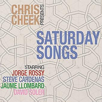 Chris Cheek - Saturday Songs [CD] USA import