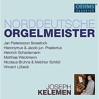 Bruhns, N. / Kelemen, Joseph - North German Organ Masters [CD] USA import