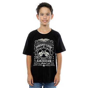 Johnny Cash Boys American Rebel T-Shirt