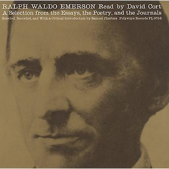 David Cort - Ralph Waldo Emerson: A urval från the Essays T [CD] USA import