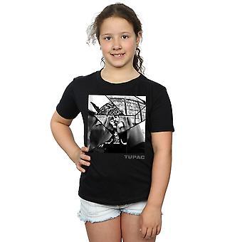 2Pac Girls Broken Up T-Shirt