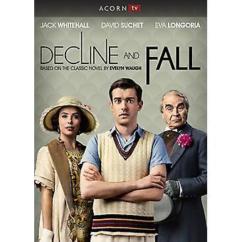 Rückgang & Herbst [DVD] USA importieren