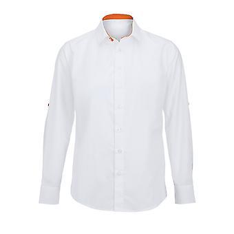 Alexandra Mens Roll Sleeve Hospitality Work Shirt