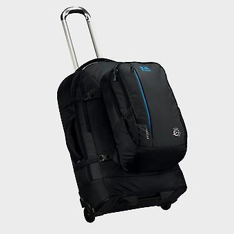 New Vango Exodus 60+20 Litre Wheeled Rucksack Travel Luggage Dark Grey