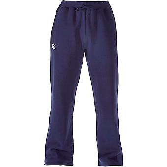 Canterbury Mens Combination Fleece Lined Polycotton Pant / Trousers