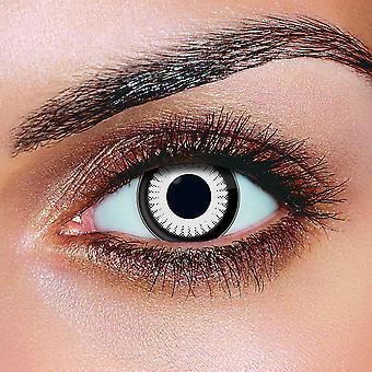 Big Eye naturlig Ring kontaktlinser (par)