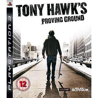 Tony Hawks Proving Ground (PS3) - New