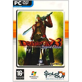 Devil May Cry 3 (PC DVD)-in de fabriek verzegeld