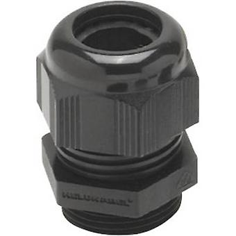 Helukabel HT 93937 Cable gland M12 Polyamide Black (RAL 9005) 1 pc(s)