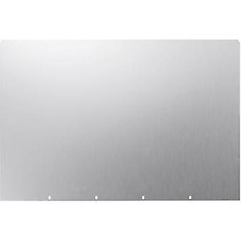 Schroff 30860-503 48,26 Cm (19) lade MultipacPRO gesloten tinnen deksel (W x H x D) 412 x 1 x 340 mm