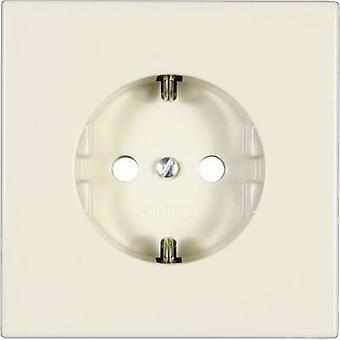 Jung Insert PG socket LS 990, LS design, LS plus Cream-white LS 520