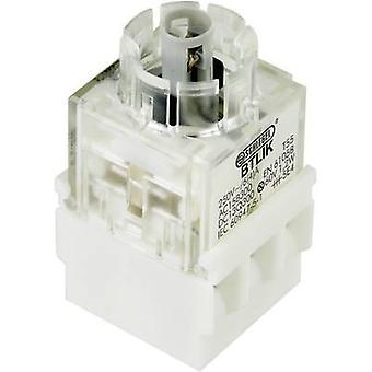 Contact + bulb holder 2 makers momentary 250 V Schlegel BTLI5K 1 pc(s)