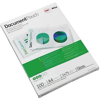 GBC Laminate sheet A4 75 micron glossy 25 pc(s)