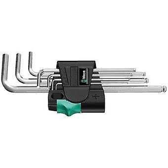Allen Allen key set 7-piece Wera 950 PKL/7 SM N