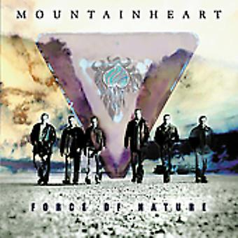 Mountain Heart - Force of Nature [CD] USA import