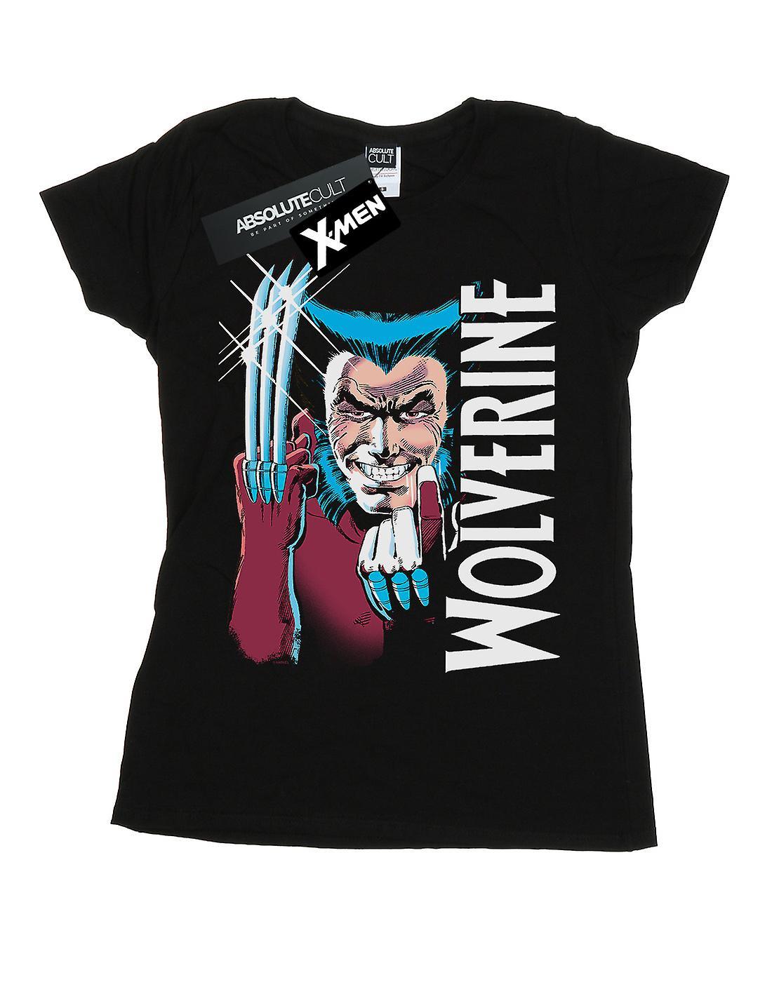 Marvel Women's X-Men Wolverine Come Here T-Shirt