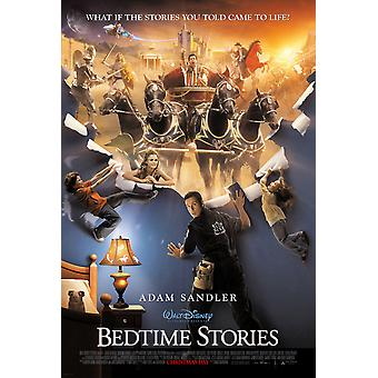 Bedtime Stories Movie Poster (27 x 40)
