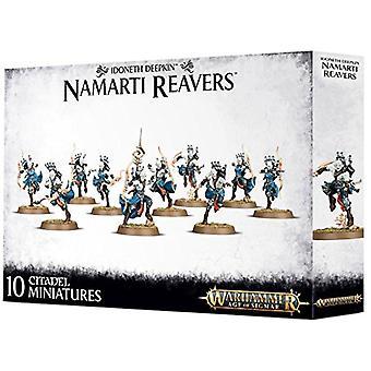 Spel Workshop Warhammer ålder av Sigmar - Idoneth Deepkin: Namarti Reavers
