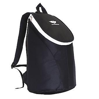 Slimbridge Seatown Insulated Picnic Backpack, Black