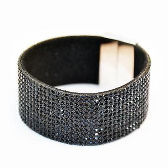 Bracelet Blingbling Magnetic Black