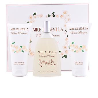 Aire de Sevilla Aire De Sevilla Rosas Blancas Set 3 Pz voor vrouwen